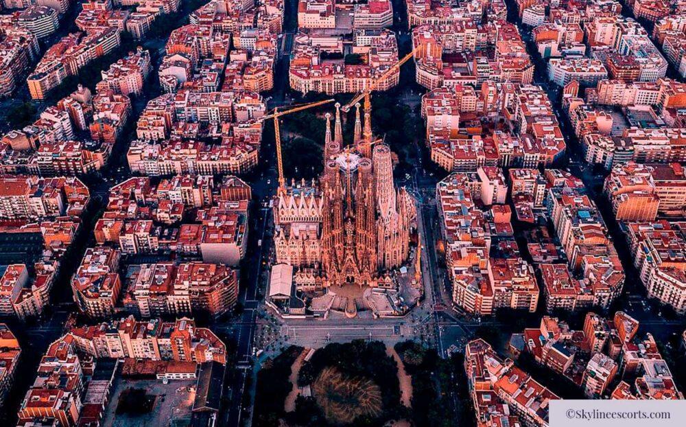 Escorts en Barcelona