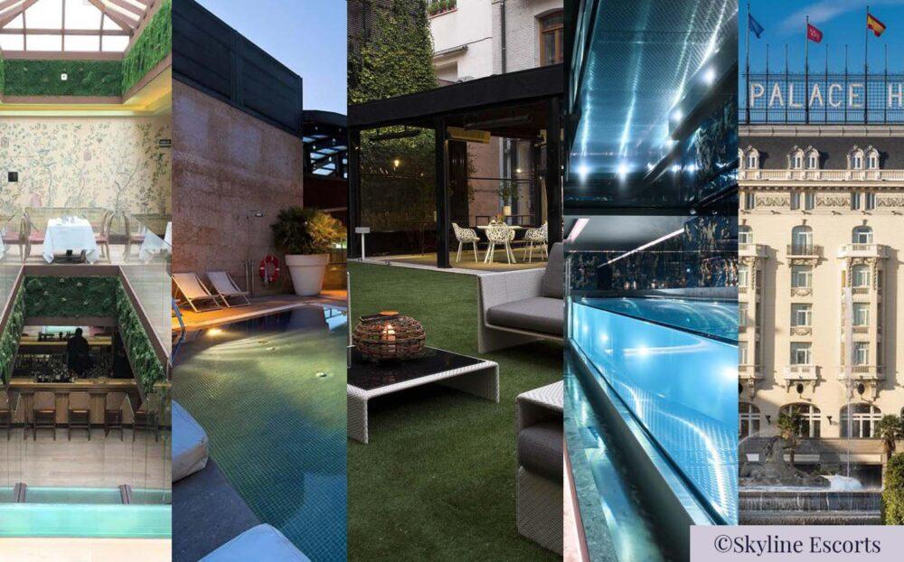 5 hoteles para disfrutar con nuestras escorts de lujo en Madrid