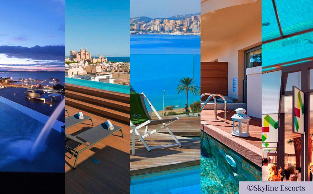5 mejores hoteles para disfrutar con nuestras escorts de lujo en Mallorca